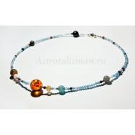 Астроталисман - ожерелье по Гороскопу