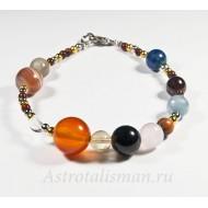 Астроталисман - браслет для удачи в делах