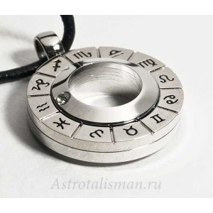 Универсальный кулон для всех 12 Знаков Зодиака